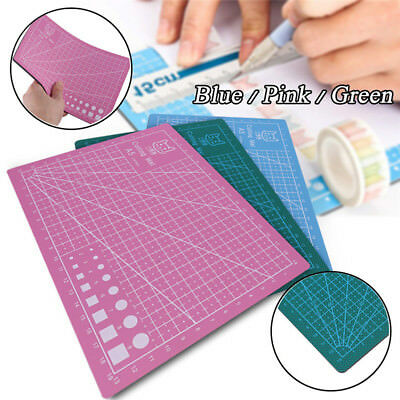 A5 Durable One Sided Cutting Mat Self Healing Non Slip Board Pad Tool Eyeful