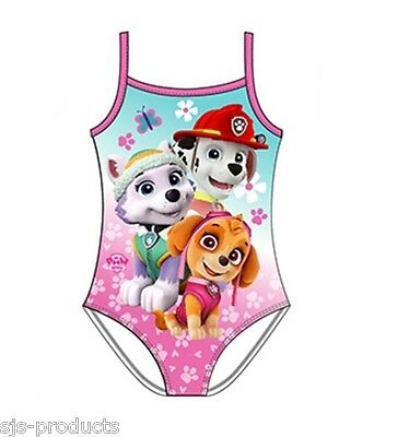 Kids Girls Boys Character SWIMMING COSTUME SUNSUIT SWIMSUIT UV SUN SUIT Ages 1-7