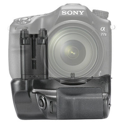 Neewer Battery Grip Replacement for Sony VG-C77AM for Sony SLT-A77V SLT-A77