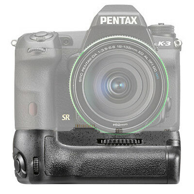 Neewer Battery Grip Replacement for D-BG5 for Pentax K-3