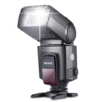 Neewer TT560 Flash Speedlite for Canon Nikon Panasonic Olympus Pentax DSLR