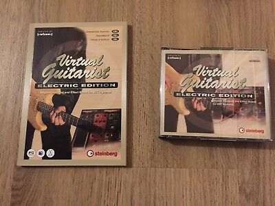 Steinberg Software Bundle Virtual Guitarist 2 und Virtual Bassist