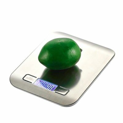 1g-5kg Electronic Pocket Digital LCD Weighing Scales For Kitchen Food Cooking UK
