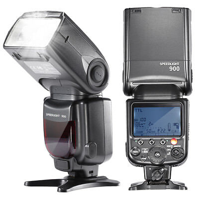 Neewer i-TTL LCD Speedlite Flash for Nikon D3000 D5000 D7000 D50 D60 D70 D5100