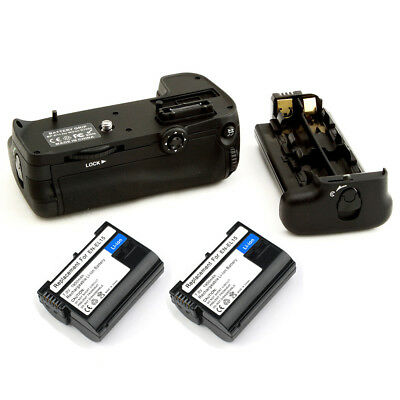 Neewer Battery Grip Replacement for MB-D11 + 2pcs Battery for Nikon D7000