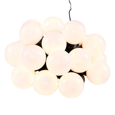 20 x Opal String Fairy Chain Lights Garden Party Decorative Outside Lighting