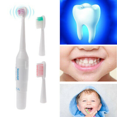 Professional Kids Oral Care Clean Electric Teeth Brush Power Baby Toothbrush