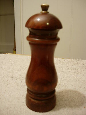 Wooden, Pepper Mill