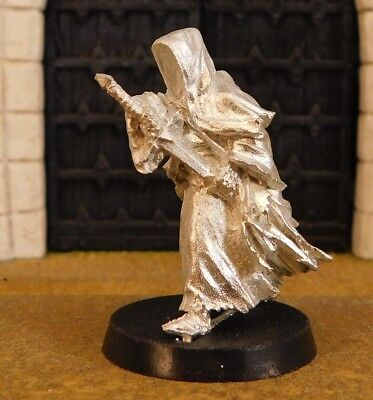 WITCH KING OF ANGMAR - Lord Of The Rings Metal Figure(s)