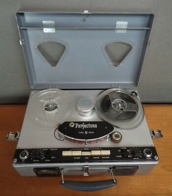 VTG Swiss PERFECTONE EP6A Reel-to-Reel RECORDER-Excellent! NR
