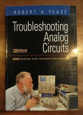 SIGNED Troubleshooting Analog Circuits (EDN Series for Design Engineers) Pease