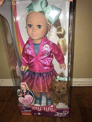 "Jojo Siwa My Life Doll 18"", New"