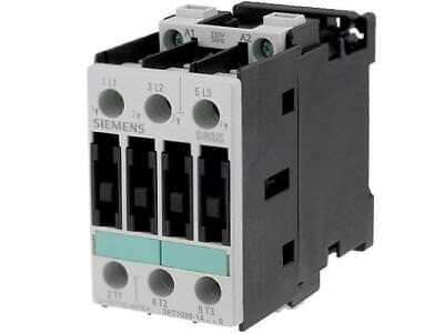 3RT1026-1AP00 Contactor3-pole 230VAC 25A NO x3 DIN on panel Size S0