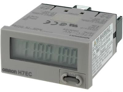 H7EC-NV Counter electronical Display LCD Type of count.signal pulses OMRON