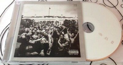 KENDRICK LAMAR / TO PIMP A BUTTERFLY - CD (printed in Canada - 2015) NEAR MINT