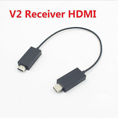 New For Microsoft Wireless Display Adapter V2 Receiver HDMI And USB Port UK