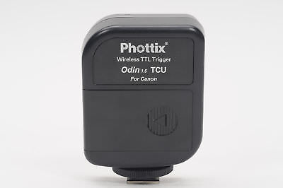 Phottix Odin TCU TTL Flash Trigger Transmitter v1.5 for Canon               #06G