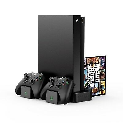 Venom Xbox One Charging Stand and Rechargeable Battery Packs - VS2861
