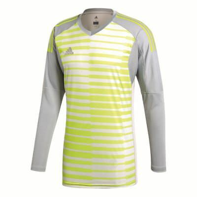90f046cff Adidas Kids Sports Football Soccer Goalkeeper GK Goalie Long Sleeve Jersey  Shirt