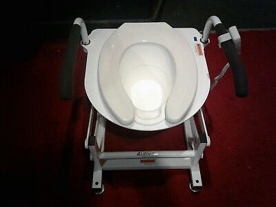 Power Liftseat Commode Model Independence II