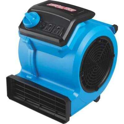 NEW Channellock 3-Speed 3-Position 120V Electric Air Mover Blower Fan