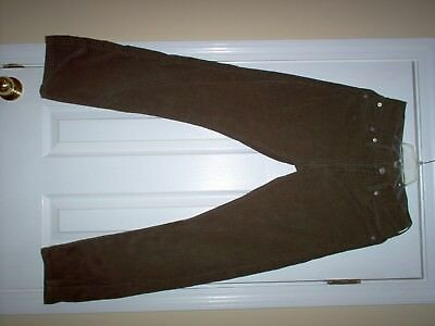 Olive Levi Strauss & Co (514) W29L30 (In Very Good Shape)