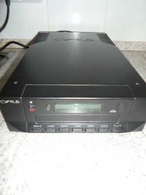 CYRUS MISSION High-End-CD-Player DAD 3
