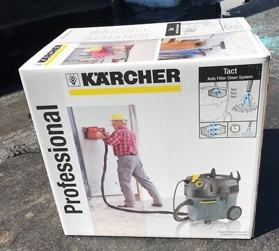 Karcher Vacuum NT 35/1 TACT TE with Self Cleaning Filter