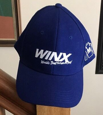 Winx The Worlds Best Horse On Turf Collectable Cap