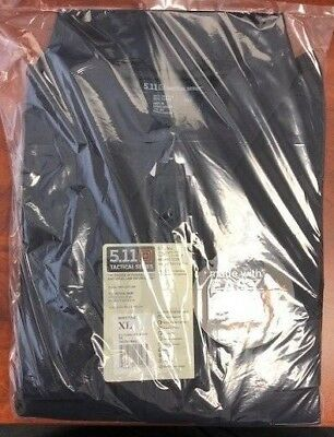 5.11 Tactical Series Men's Tactical Shirt Sz. XL  Navy  71152