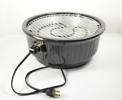 RIVAL CROCK GRILL Smokeless Indoor Electric Grill Model 5740/5750 ...