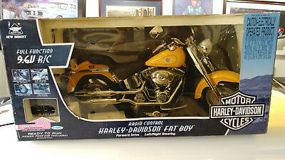 Harley Davidson remote control Fat Boy