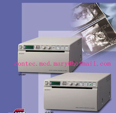 Sony UP-897MD video printer(black&white)for CONTEC ultrasound systems+ Printer