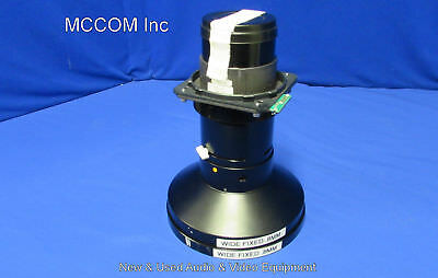 Sanyo Christie Wide Fixed .8mm Lens LNS-W03 for Sanyo PLC-XF71 Projector
