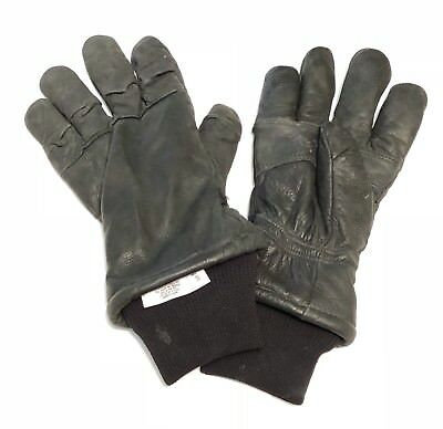 Us Military Gloves Men's M Women's Intermediate Cold Wet Weather Lined Leather