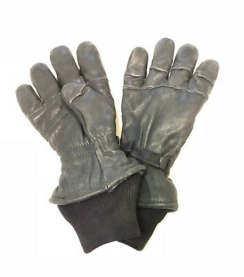 Us Military Gloves Men's S Women's Intermediate Cold Wet Weather Lined Leather
