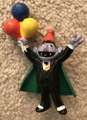 The Count with Balloons PVC Figure from Sesame Street