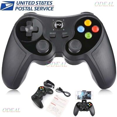 Bluetooth Wireless Game Controller Gamepad For smart TV set-top box Android IOS
