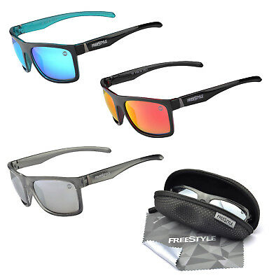 FREESTYLE  Shades Sunglasses + Hard Case Polarisationsbrille Polbrille by SPRO