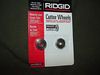 Ridgid Tube Cutter Wheels  E3469