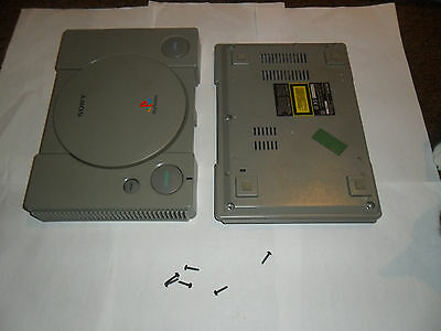 ORIGINAL PLAYSTATION SCPH-1002 Genuine Replacement Shell Housing Case Casing