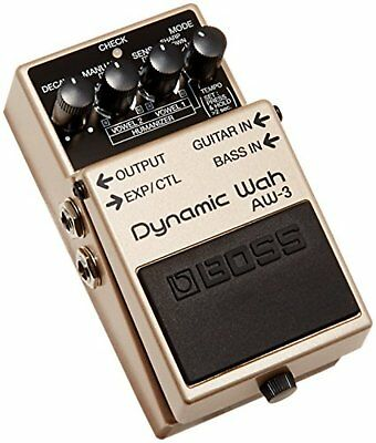 BOSS Dynamic Wah AW-3 New from Japan Free Shipping w/Tracking