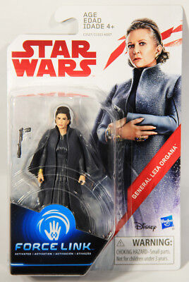 L001899 Star Wars The Last Jedi Action Figure / General Leia Organa MOC CANADA