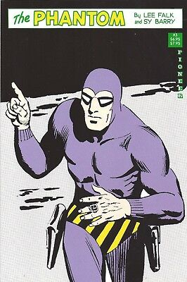 The Phantom Comics #3 Pioneer Press OOP EXCELLENT  FINE Lee Falk