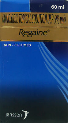 Regaine Minoxidil Topical Solution for Women USP 5% Hair Loss Treatment  60 ml