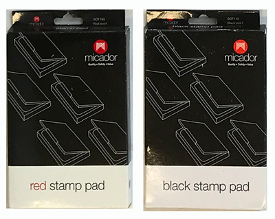 Brand New Micador Stamp Pad Large