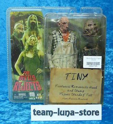 Neca Figur Tiny The Devils Rejects / nicht Movie Maniacs oder Neca / neu