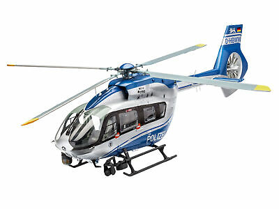 """Revell 04980 H145 """"Police"""" Helicopter 1:32 Bausatz"""