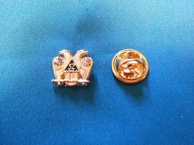 Masonic - Scottish Rite 32nd degree Lapel Pin (PSCP08)