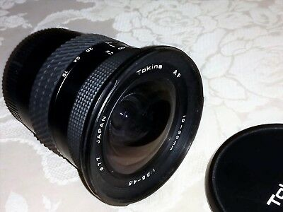Tokina 19-35 AF for Sony Minolta Alpha Full Frame